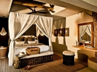 Bush Lodge Mandleve Presidential Suite Bedroom