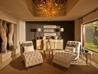 Bush Lodge Mandleve Presidential Suite Lounge