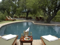 Bush Lodge Pool Area