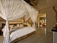 Bush Lodge Standard Suite Bedroom