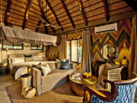 Little Bush Camp Suite Bedroom