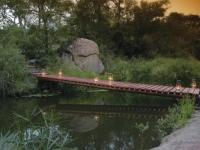 Little Bush Camp Bridge to Pool
