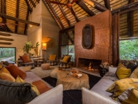 Little Bush Camp Central Lounge