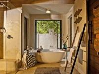 Little Bush Camp Suite Bath Tub