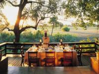 Sabi Sabi Selati Deck Dining
