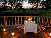 Sabi Sabi Selati Private Dinner