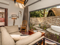 Sabi Sabi Selati Suite Sitting Area