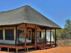 Safari Plains Tent Exterior