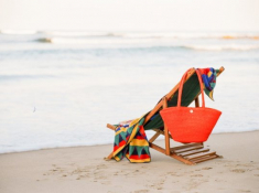 The Sands Deck Chair