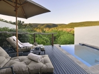 Shamwari Lobengula Deck and Pool