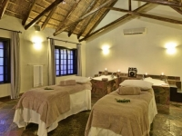 Shamwari Lobengula Spa Room
