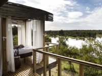 Simbavati Hilltop Lodge Daybed