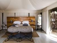 Simbavati Hilltop Lodge Bedroom