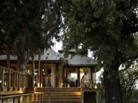Simbavati Hilltop Lodge Entrance