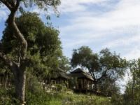 Simbavati Hilltop Lodge Exterior View