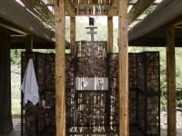 Simbavati Hilltop Lodge Shower