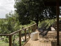 Simbavati Hilltop Lodge Terrace