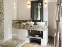 Simbavati River Lodge Bathroom Basins
