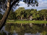 Simbavati River Lodge Exterior 2