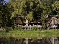 Simbavati River Lodge Exterior