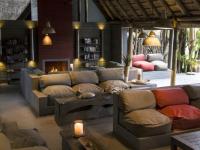 Simbavati River Lodge Lounge