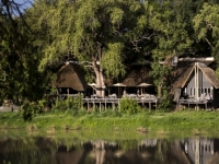 Simbavati River Lodge Exterior