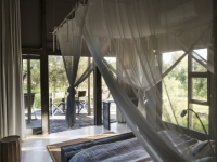 Simbavati River Lodge Tent Interior