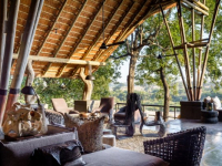 Singita Boulders Leisure Area