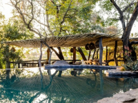 Singita Boulders Swimming Pool
