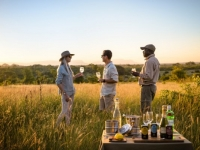 Singita Boulders Sundowners