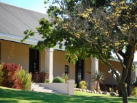 Swartberg Private Game Lodge Exterior