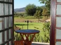 Swartberg Private Game Lodge Patio
