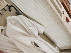 Grosvenor Guest House Bath Robes