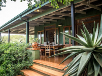 Three Trees Lodge Verandah