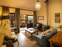 Three Trees Family Cottage Lounge