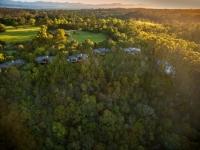 Tsala Lodge Aerial View