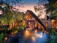 Tsala Lodge Main Entrance