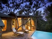 Tsala Treetop Lodge Suite Deck