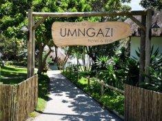 Umngazi-Entrance