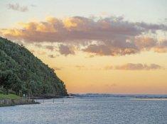 Umngazi-Rivermouth-Sunset