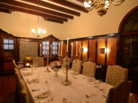 Welgelegen Manor Dining Room