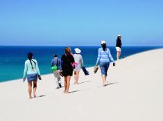 De-Hoop-Dune-Walk