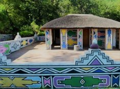 Ndebele Cultural Village