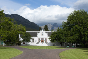lanzerac Hotel and Spa Stellenbosch Cape Winelands
