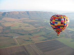"Bill's Harrops ""Original"" Balloon Safaris in Gauteng"