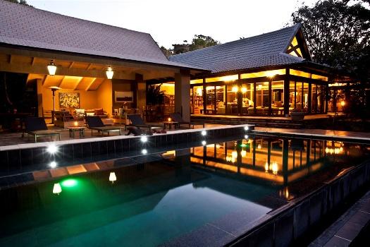 luxury holiday accommodation Wild Coast