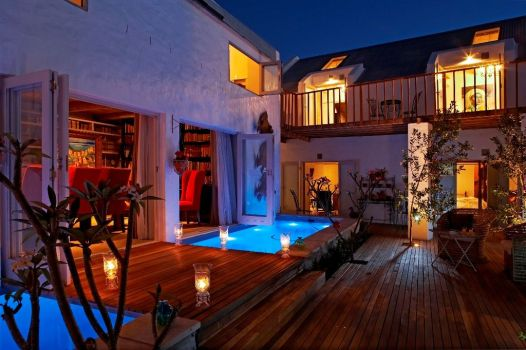 Abalone House in Paternoster Tops for Small Conferences by the Sea