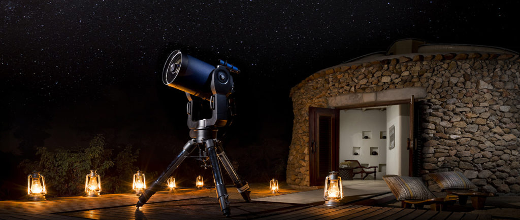 Star Gazing at Luxury Lodges South Africa