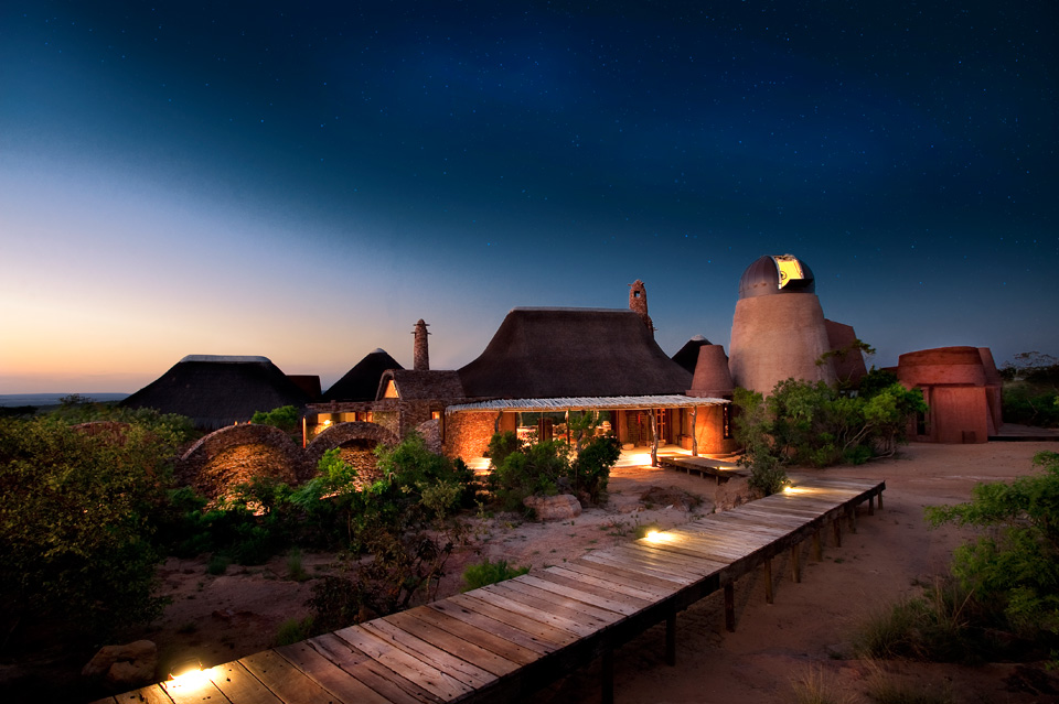 Leobo Private Reserve stargazing South Africa