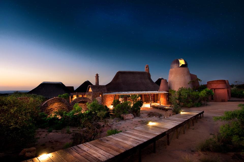 Leobo Private Reserve stargazing South Africa